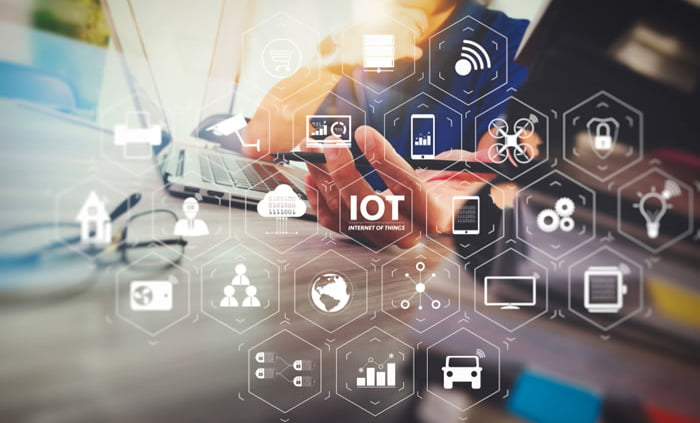 Smart offices IoT